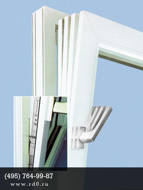 Проветривание помещения при наличии пластиковых окон
