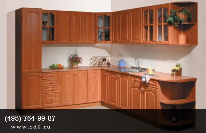 Ремонт маленькой кухни.