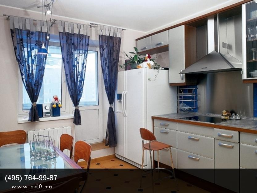 Варианты ремонта и отделки кухни.